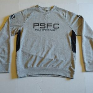 Polo Sport rugby crewneck